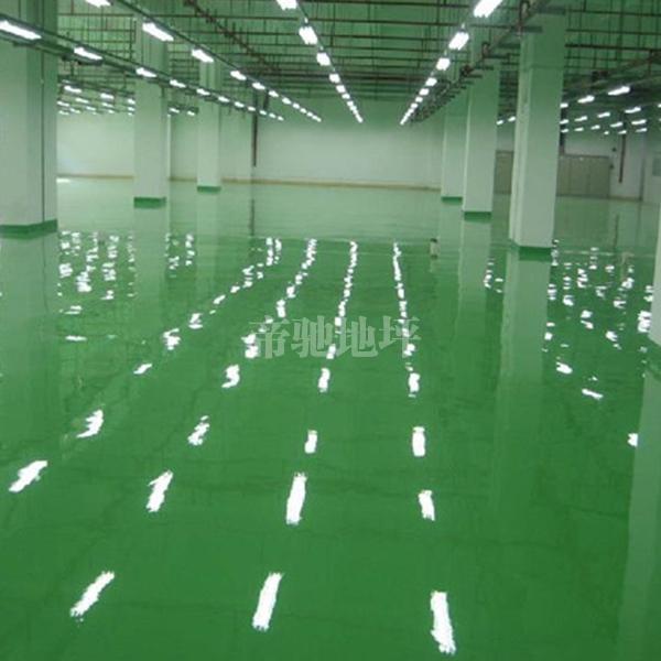 环氧自流平地坪涂装系统