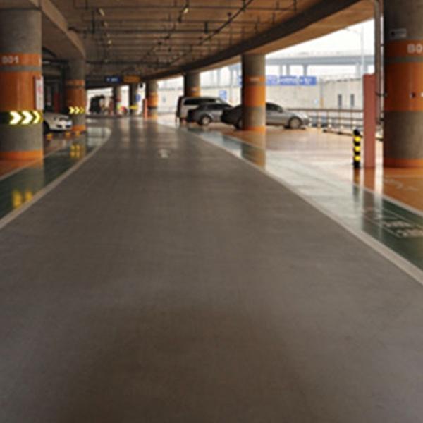 环氧砂浆地坪涂装系统